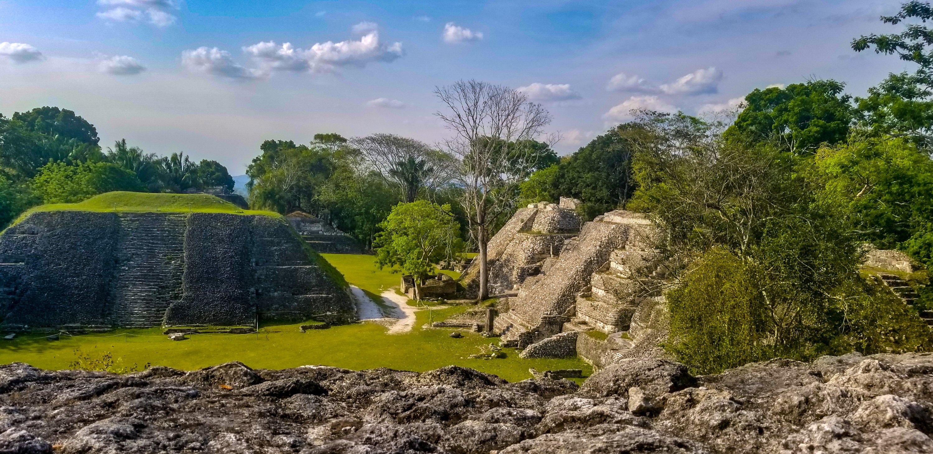 san ignacio belize xunantunitch maya ruins