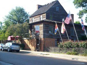 king's tavern Natchez Mississippi River Under the Hill Natchez down town