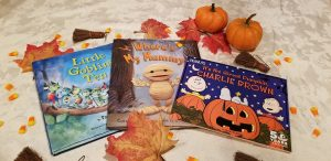 Halloween children's book favorites