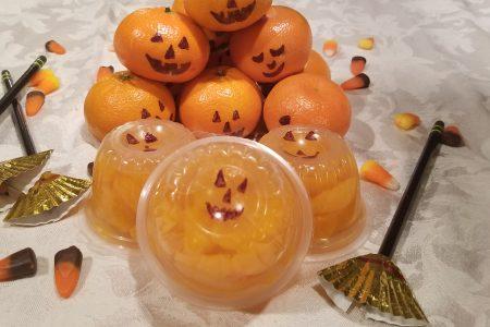 class treats for Halloween