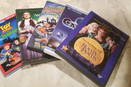 Favorite halloween movies