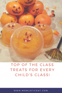 Halloween treats for the whole class!