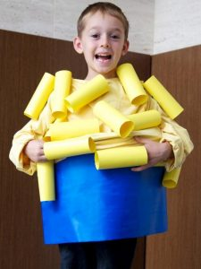 easy halloween costume you can make at home