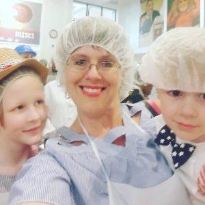hershey PA with kids